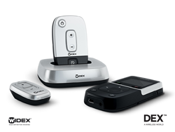 Widex Wireless Hearing Aid Remotes